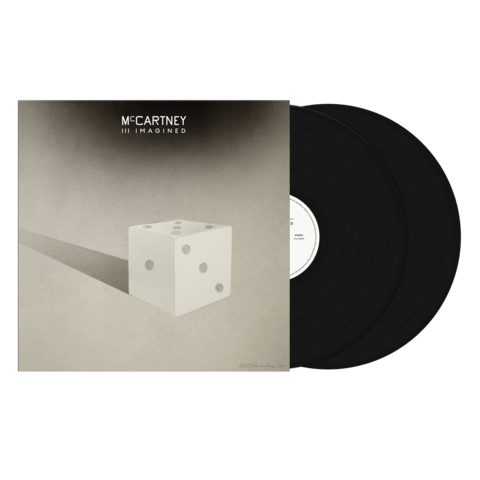 √McCartney III Imagined von Paul McCartney - 2LP jetzt im Bravado Shop