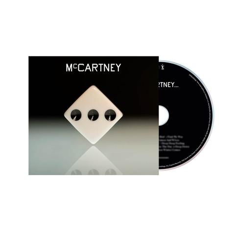 √III von Paul McCartney - CD jetzt im Bravado Shop
