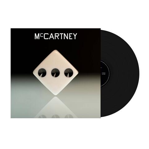 √III (Black Vinyl) von Paul McCartney - LP jetzt im Bravado Shop