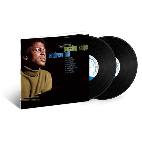 √Passing Ships (Tone Poet Vinyl) von Andrew Hill - 2LP jetzt im Bravado Shop