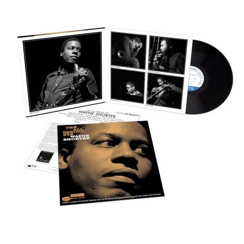 The All Seeing Eye von Wayne Shorter - LP jetzt im Bravado Store