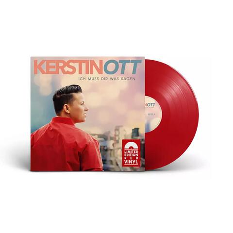 √Ich Muss Dir Was Sagen (Ltd. Red Vinyl) von Kerstin Ott - LP jetzt im Bravado Shop
