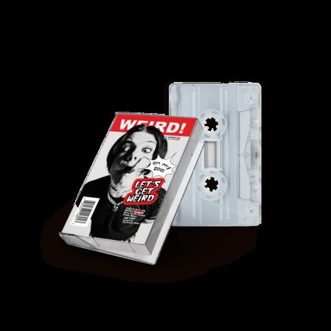 √Weird! Cassette Nr. 3: god save me edition von Yungblud - MC jetzt im Bravado Shop