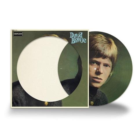 √David Bowie (Excl. Picture LP) von David Bowie - Picture LP jetzt im Bravado Shop
