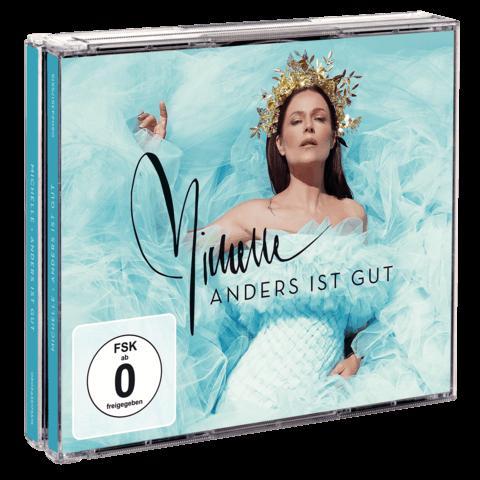 Anders ist gut (Ltd. 3CD+DVD Super Deluxe) von Michelle - 3CD + DVD jetzt im Bravado Shop
