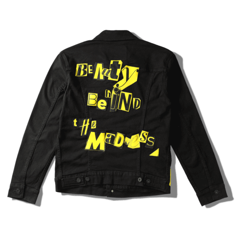 √Cut Out von The Weeknd - Levi's Denim Jacket jetzt im Bravado Shop