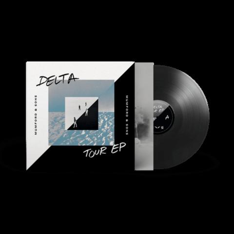 √Delta Tour Live EP Vinyl von Mumford & Sons - LP jetzt im Bravado Shop