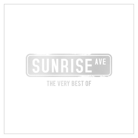 √The Very Best Of von Sunrise Avenue - CD jetzt im Bravado Shop