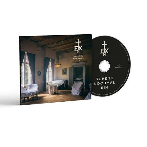 √Schenk nochmal ein von In Extremo - Maxi-CD jetzt im Bravado Shop