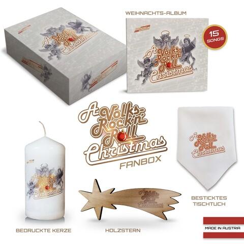 √A Volks-Rock n Roll Christmas (Limitierte Fanbox) von Andreas Gabalier - Box set jetzt im Bravado Shop