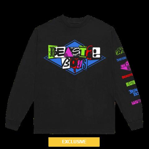 Logo von Beastie Boys - Longsleeve jetzt im Bravado Shop