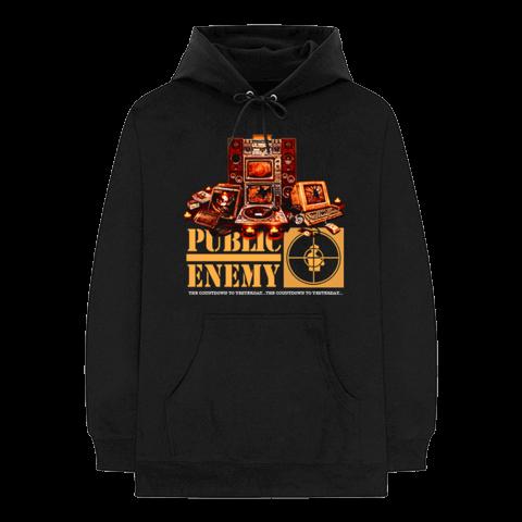 √Cover von Public Enemy - Hoodie jetzt im Bravado Shop