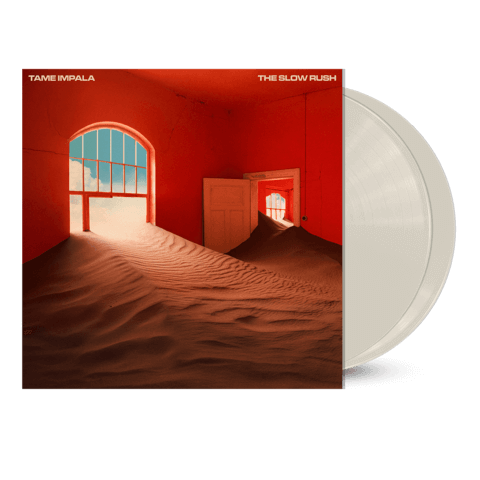 √The Slow Rush (Ltd. Coloured 2LP) von Tame Impala - 2LP jetzt im Bravado Shop