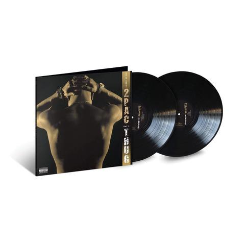 The Best Of 2Pac - Part1: Thug (2LP) von 2Pac - 2LP jetzt im Bravado Shop