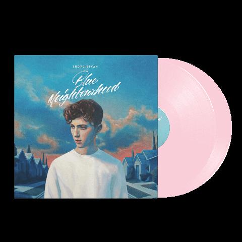 √Blue Neighbourhood (Ltd. 180g Baby Pink 2LP) von Troye Sivan - 2LP jetzt im Bravado Shop