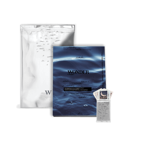 √WONDER LIMITED EDITION ZINE w/ LIMITED COLLECTIBLE CARDS PACK VI von Shawn Mendes - Box set jetzt im Bravado Shop