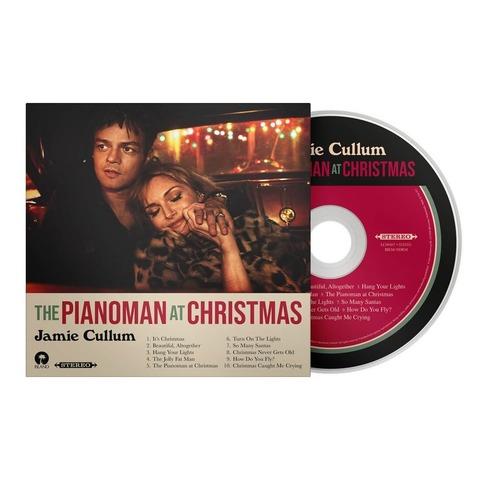 √The Pianoman At Christmas von Jamie Cullum - CD jetzt im Bravado Shop