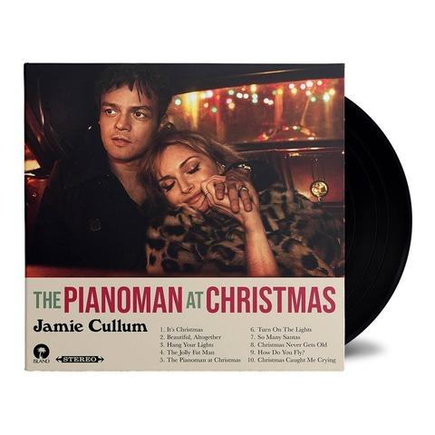 The Pianoman At Christmas (Black LP) von Jamie Cullum - LP jetzt im Bravado Store