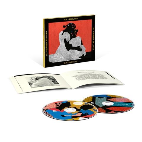 Let Yourself Be Loved (Deluxe 2CD) von Joy Denalane - Deluxe 2CD jetzt im Bravado Store