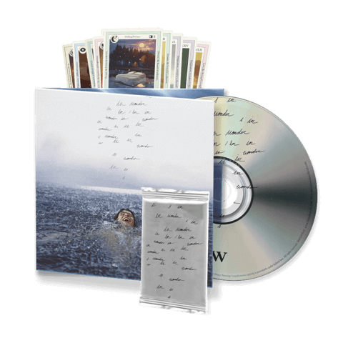 √WONDER DELUXE PACKAGE CD w/ LIMITED COLLECTIBLE CARDS PACK I von Shawn Mendes - CD jetzt im Bravado Shop