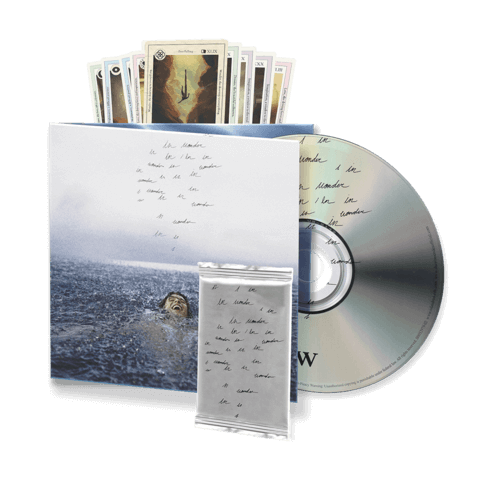 √WONDER DELUXE PACKAGE CD w/ LIMITED COLLECTIBLE CARDS PACK II von Shawn Mendes - CD jetzt im Bravado Shop
