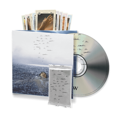 √WONDER DELUXE PACKAGE CD w/ LIMITED COLLECTIBLE CARDS PACK III von Shawn Mendes - CD jetzt im Bravado Shop