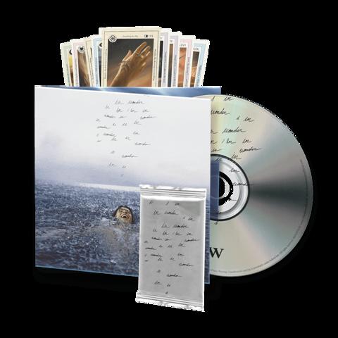 WONDER DELUXE PACKAGE CD w/ LIMITED COLLECTIBLE CARDS PACK III von Shawn Mendes - CD jetzt im Bravado Shop