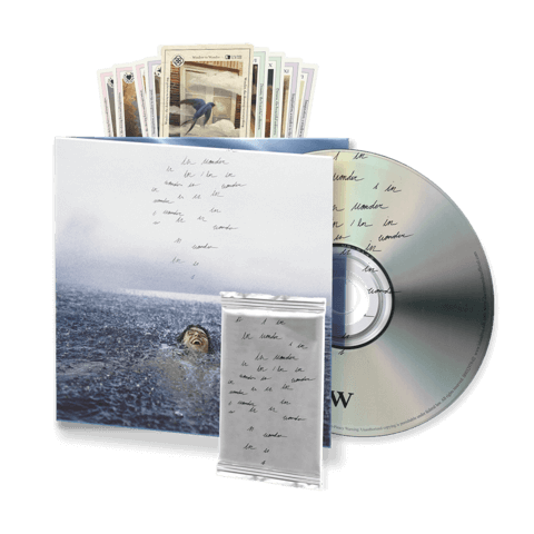 √WONDER DELUXE PACKAGE CD w/ LIMITED COLLECTIBLE CARDS PACK IV von Shawn Mendes - CD jetzt im Bravado Shop