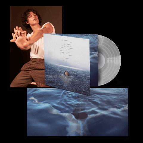 √WONDER LIMITED CLEAR VINYL w/ Foldout Poster von Shawn Mendes - LP jetzt im Bravado Shop