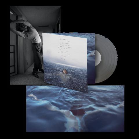 √WONDER LIMITED SILVER VINYL w/ Foldout Poster von Shawn Mendes - LP jetzt im Bravado Shop