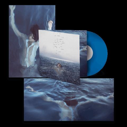 √WONDER LIMITED BLUE VINYL w/ Foldout Poster von Shawn Mendes - LP jetzt im Bravado Shop