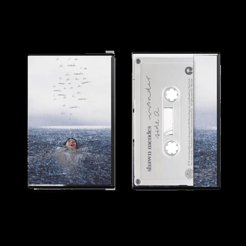 √WONDER CASSETTE von Shawn Mendes - Musikkassette jetzt im Bravado Shop