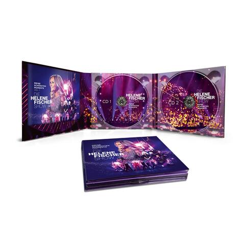 Helene Fischer Show - Meine Schönsten Momente (2CD Digipack) von Helene Fischer - 2CD jetzt im Bravado Store