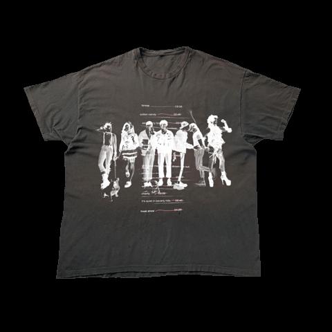 √Weird! Tracklisting von Yungblud - T-Shirt jetzt im Bravado Shop