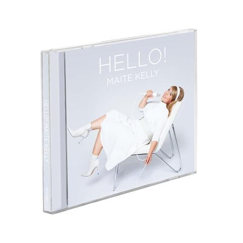 Hello! (Ltd. Edition) von Maite Kelly - CD jetzt im Bravado Shop