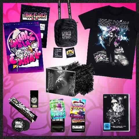 Inhale / Exhale (Ltd. Pound Bag) von LX - Box jetzt im Bravado Shop