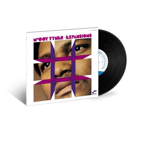 Expansions (Tone Poet Vinyl) von McCoy Tyner - LP jetzt im Bravado Shop