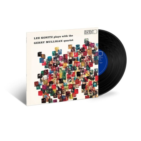 Lee Konitz Plays With The Gerry Mulligan Quartet von Lee Konitz, Gerry Mulligan - LP jetzt im Bravado Store
