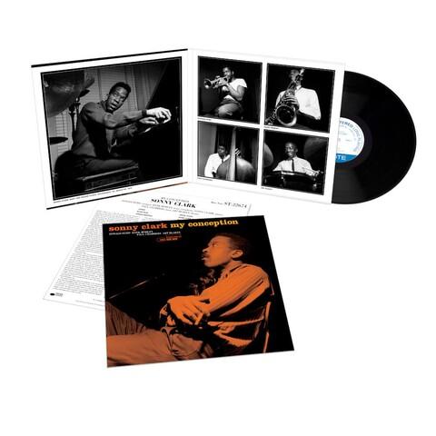 My Conception (Tone Poet Vinyl) von Sonny Clark - LP jetzt im Bravado Shop