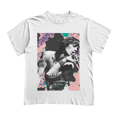 GHS Ruff Mercy Mick von The Rolling Stones - T-Shirt jetzt im Bravado Shop