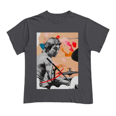√GHS Ruff Mercy Charlie von The Rolling Stones - T-Shirt jetzt im Bravado Shop