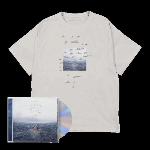 √WONDER (STANDARD CD + WONDER T-SHIRT) von Shawn Mendes - CD-Bundlle jetzt im Bravado Shop
