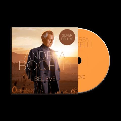 Believe (Exclusive Deluxe CD) von Andrea Bocelli - CD jetzt im Bravado Shop