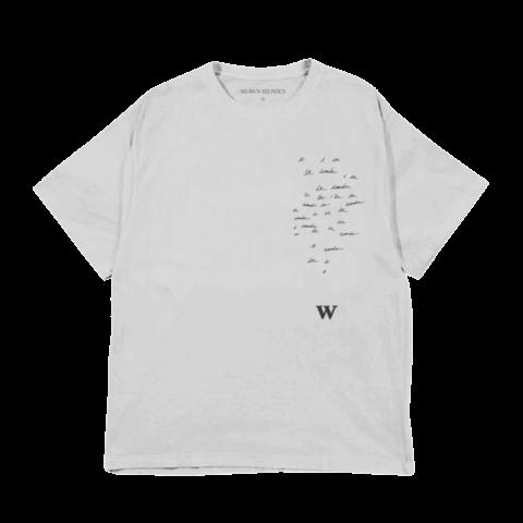 √W von Shawn Mendes - T-Shirt jetzt im Bravado Shop