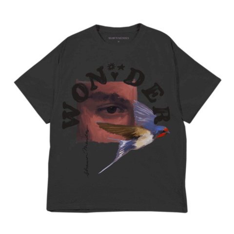 √WONDER SWALLOW von Shawn Mendes - T-Shirt jetzt im Bravado Shop