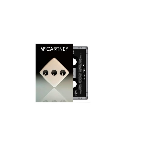 √III (Cassette) von Paul McCartney - Musikkassette jetzt im Bravado Shop