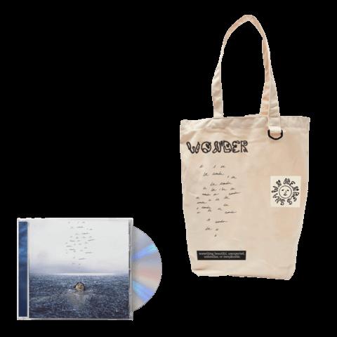 √WONDER (STANDARD CD + TOTE) von Shawn Mendes - CD Bundle jetzt im Bravado Shop