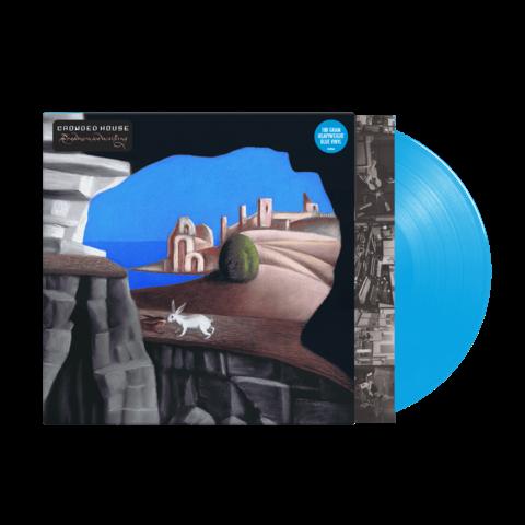 √Dreamers Are Waiting (Standard Blue Vinyl) von Crowded House - lp jetzt im Bravado Shop