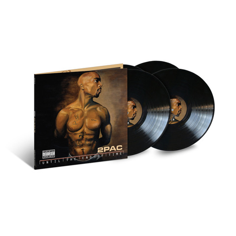 √Until The End Of Time (20th Anniversary - 4LP) von 2Pac - 4LP jetzt im Bravado Shop