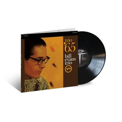 Trio 65 (Acoustic Sounds) von Bill Evans - LP jetzt im Bravado Shop